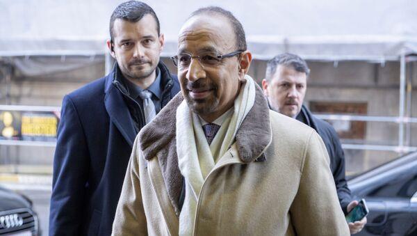 Il ministro dell'Energia saudita Khalid Al-Falih - Sputnik Italia