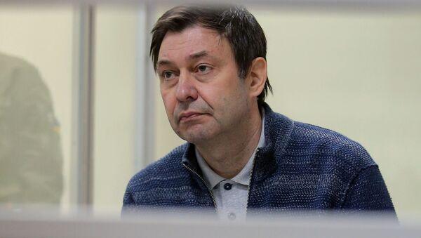 Kirill Vishinsky in tribunale - Sputnik Italia