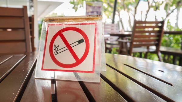 Vietato fumare - Sputnik Italia