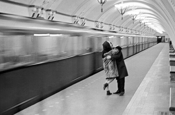 1965 - Ultimo treno - Sputnik Italia