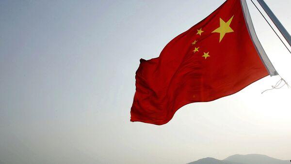 La bandiera cinese - Sputnik Italia