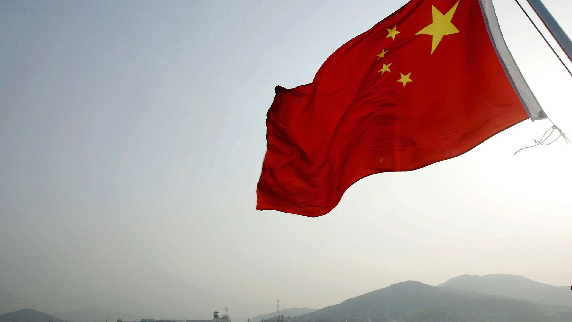 La bandiera cinese - Sputnik Italia, 1920, 08.09.2021
