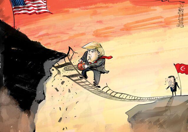 Trump annulla condizioni agevolate per la Turchia