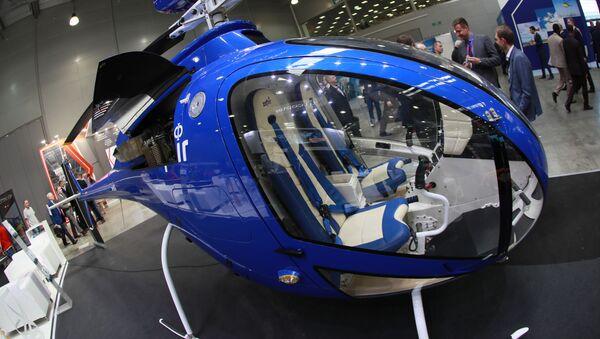 Girano le eliche ad HeliRussia - 2019 - Sputnik Italia