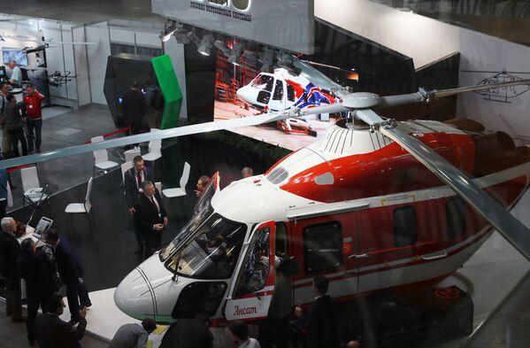 L'elicottero leggero multifunzionale 7-9 posti Ansat - Sputnik Italia
