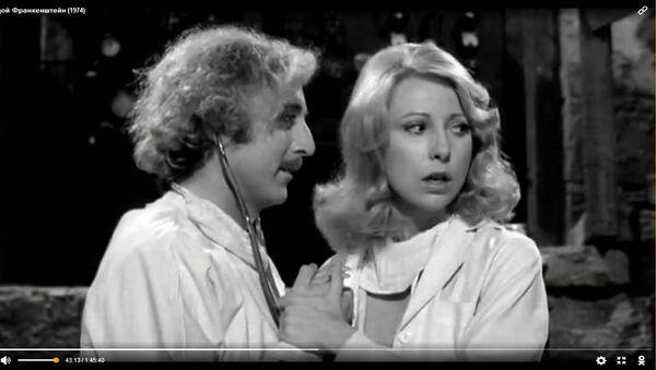'Frankenstein Junior' - 1974 - Sputnik Italia