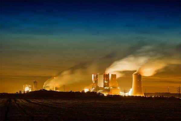 Centrale elettrica. - Sputnik Italia