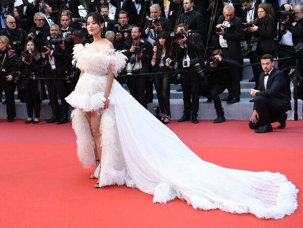 L'attrice Xin Zhilei di Hong Kong. - Sputnik Italia
