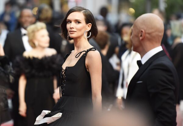 L'attrice russa Paulina Andreeva.  - Sputnik Italia