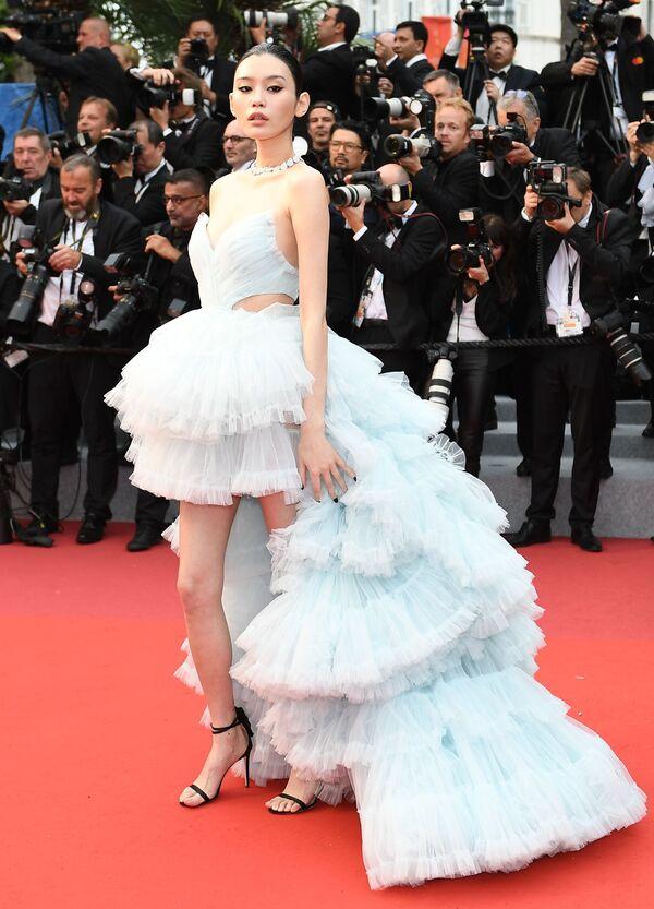 L'attrice cinese Ming Xi. - Sputnik Italia