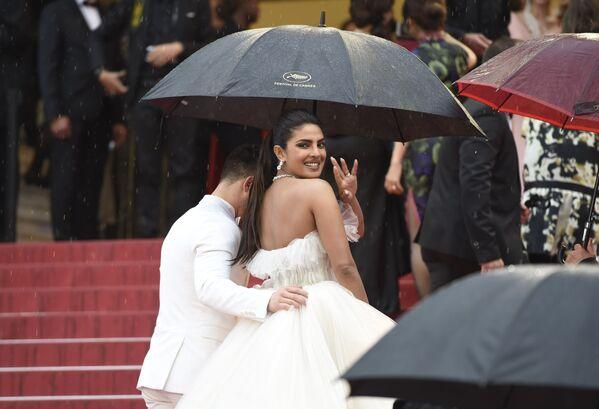 L'attrice e produttrice indiana Priyanka Chopra. - Sputnik Italia