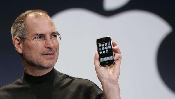 Steve Jobs  - Sputnik Italia