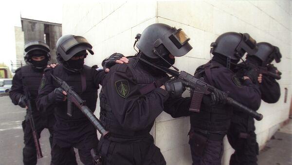 Agenti di uno degli corpi speciali russi - Sputnik Italia