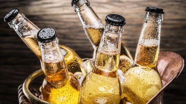 Bottiglie di birra - Sputnik Italia