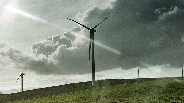 Uno centrale ad energia eolica di Enel - Sputnik Italia