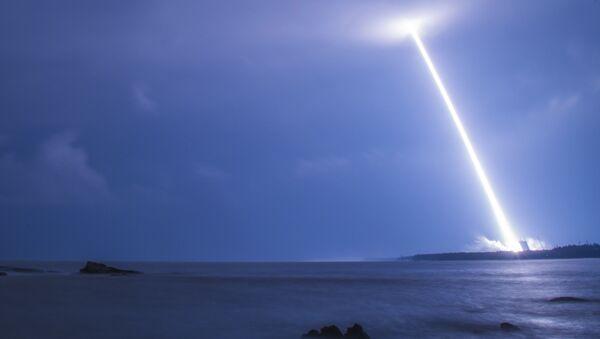 Il lancio del satellite cinese a Hainan  - Sputnik Italia