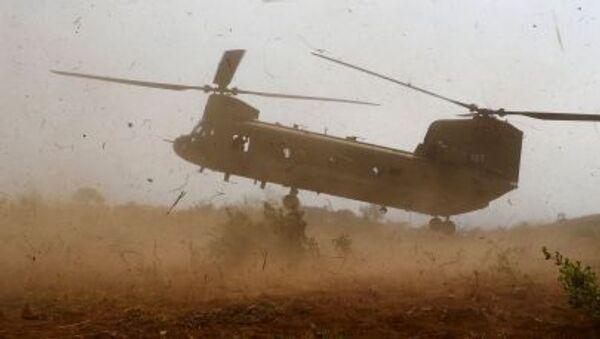 L'elicottero CH-47 Chinook - Sputnik Italia