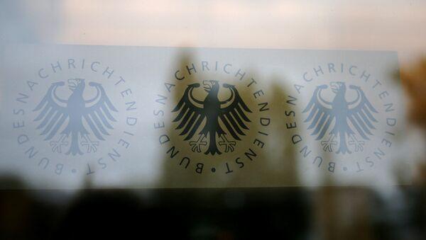 Logo del Bundesnachrichtendienst (BND), l'agenzia di servizi segreti della Repubblica Federale Tedesca - Sputnik Italia
