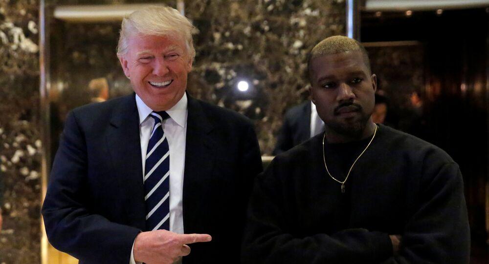 Donald Trump - Kanye West