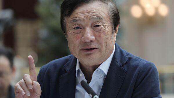 Il fondatore e CEO di Huawei Technologies Ren Zhengfei - Sputnik Italia
