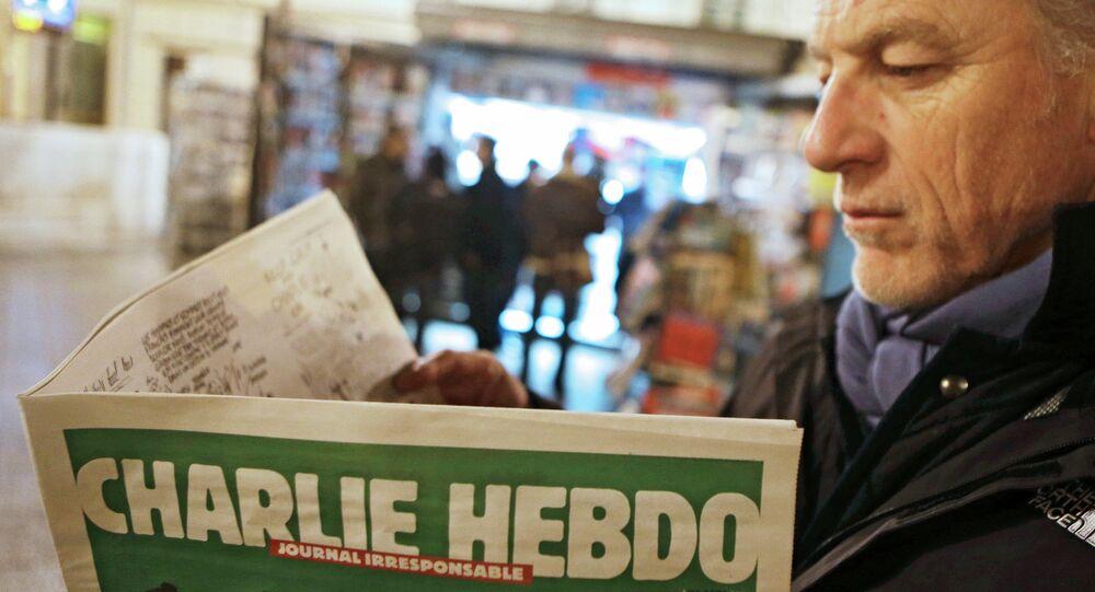 Il primo numero di Charlie Hebdo dopo attentato