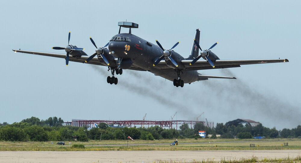 Aereo anti-sommergibile IL-38 (foto d'archivio)