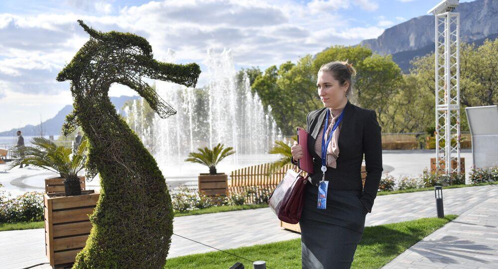 Forum economico internazionale di Yalta