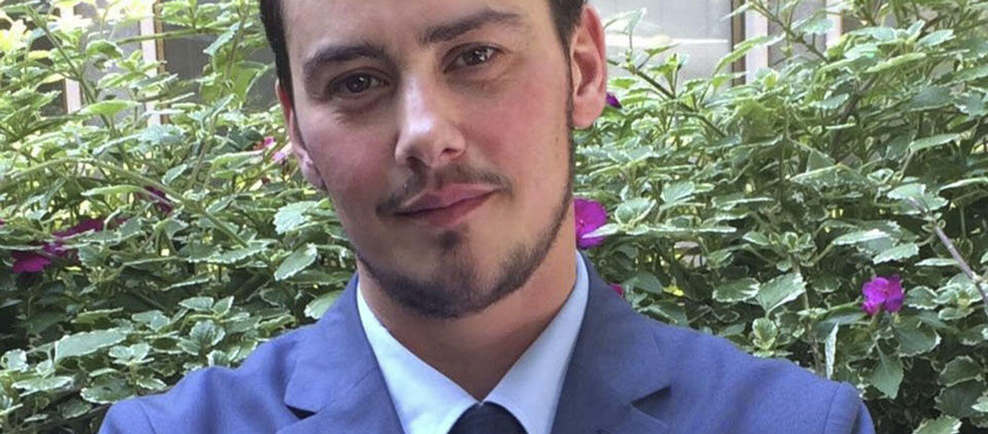 Gianmarco Negri, nuovo sindaco di Tromello e il primo sindaco transgender in Italia - Sputnik Italia, 1920, 28.05.2019