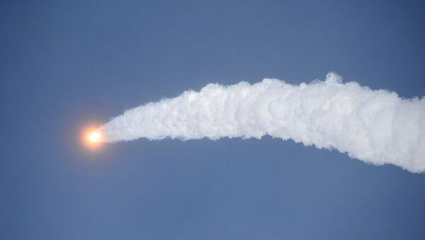 Il lancio del Soyuz-2 - Sputnik Italia