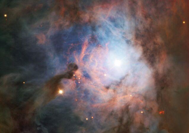 La nebulosa NGC 2023 nella costellazione di Orione
