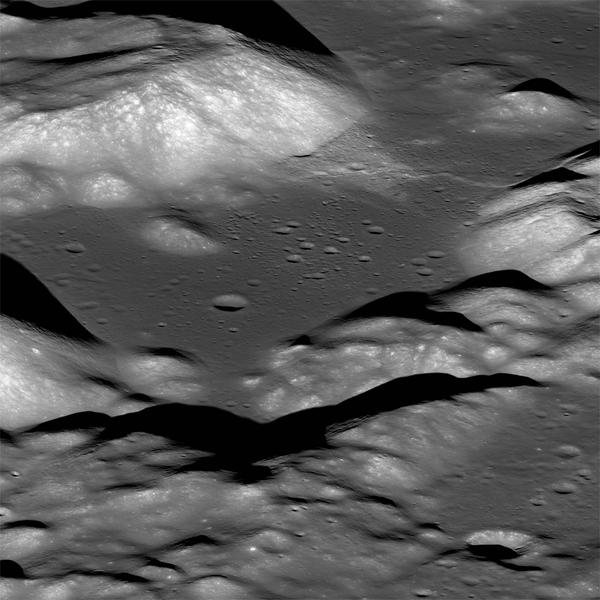 La Valle lunare Taurus Littrow fotografata dalla nave cosmica Lunar Reconnaissance Orbiter della NASA. - Sputnik Italia