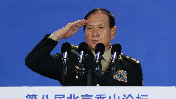 Министр обороны КНР Вэй Фэнхэ - Sputnik Italia