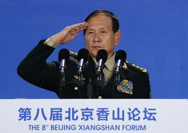 Wei Fenghe (foto d'archivio)