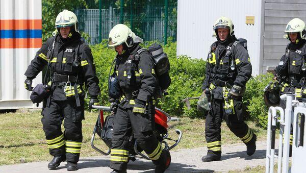 Pompieri russi - Sputnik Italia