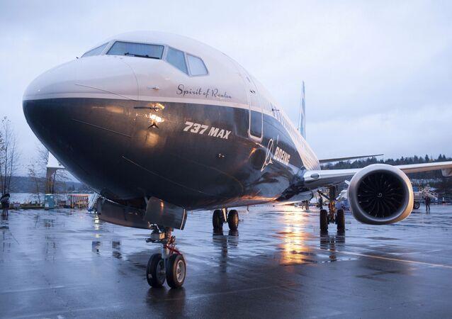Aeromobile Boeing 737 MAX