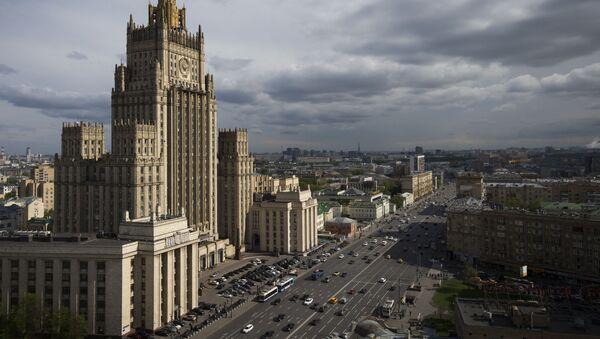 Il ministero degli Esteri russo - Sputnik Italia