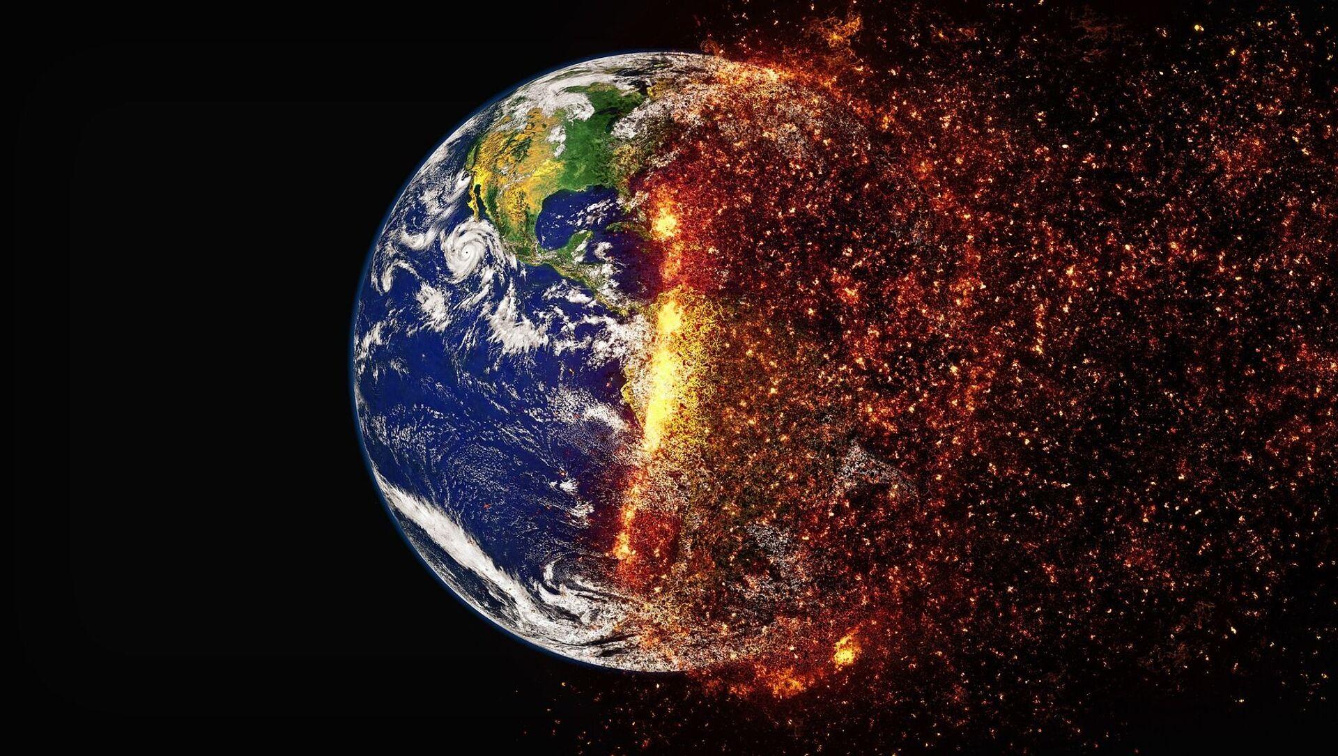 Sars-CoV-2: è tutta colpa del riscaldamento globale - Sputnik Italia, 1920, 06.02.2021