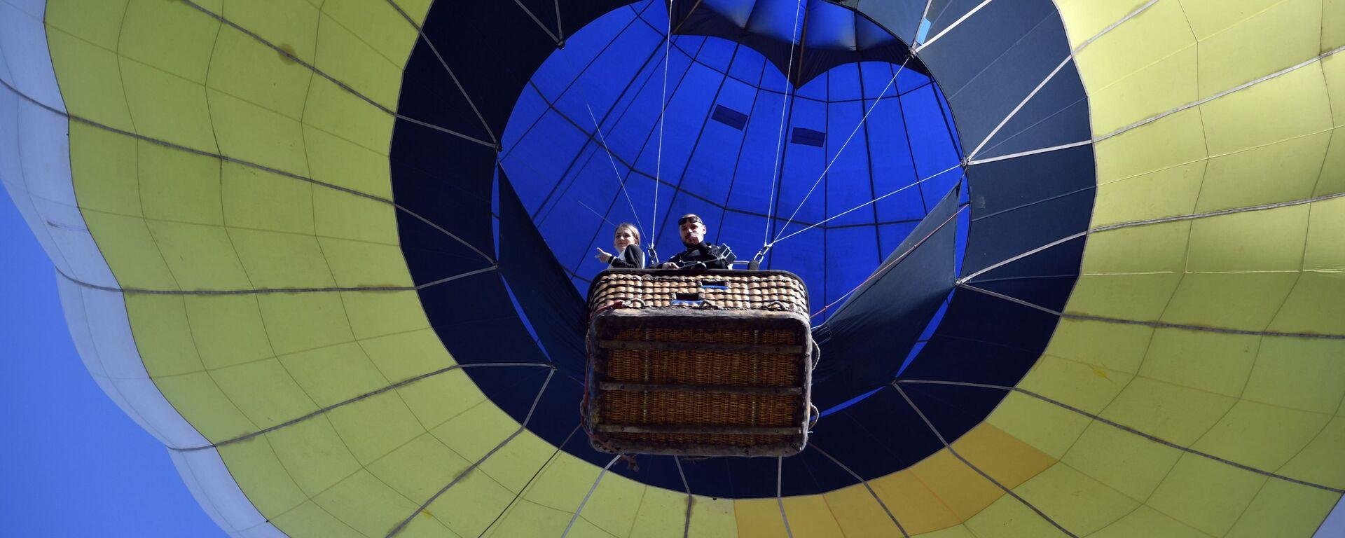 Mongolfiera - Sputnik Italia, 1920, 16.08.2021