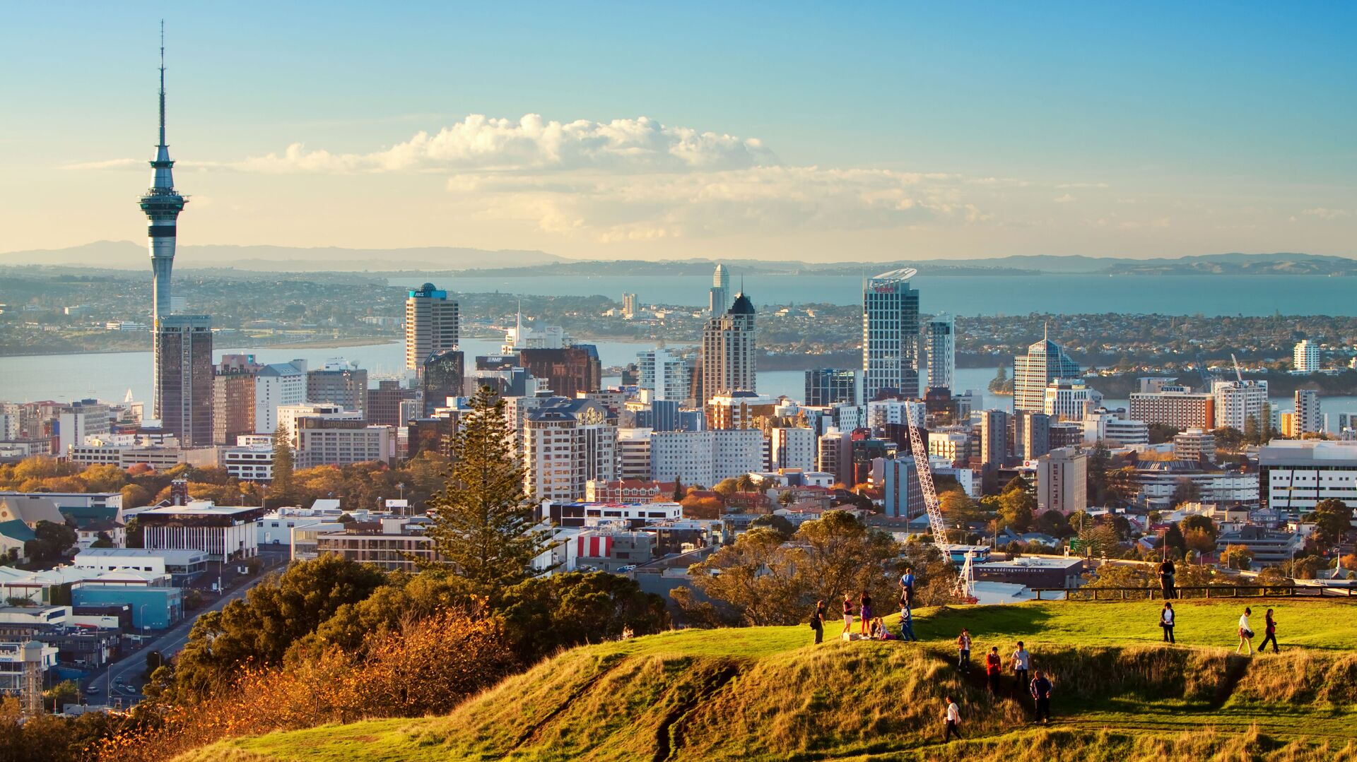 Auckland, Nuova Zelanda - Sputnik Italia, 1920, 08.09.2021
