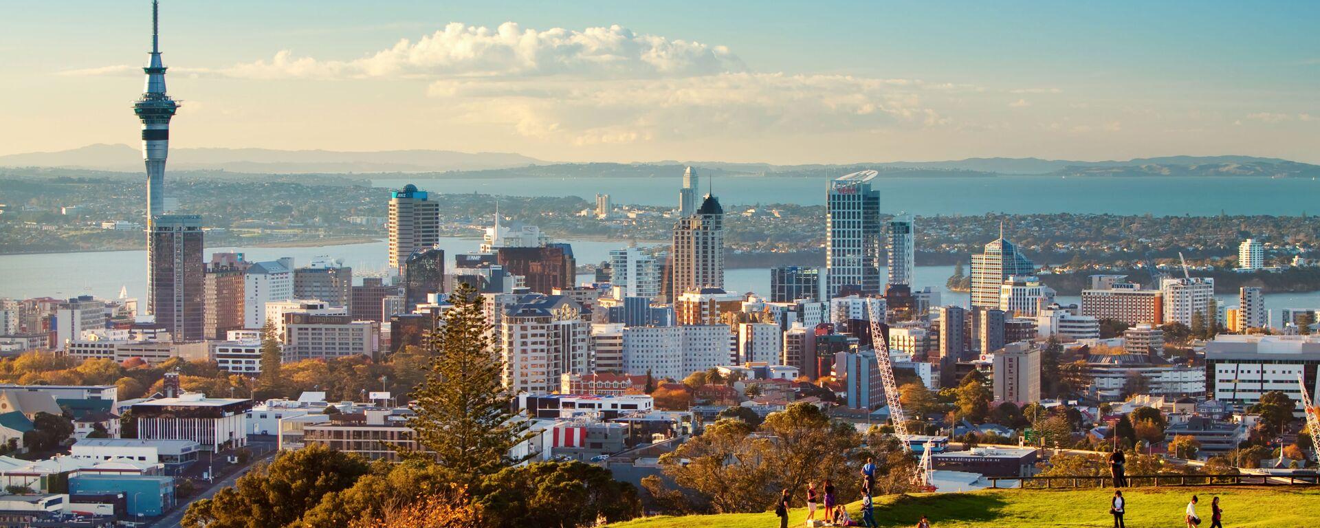 Auckland, Nuova Zelanda - Sputnik Italia, 1920, 12.06.2021