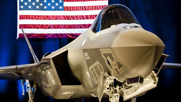 Caccia americano F-35 - Sputnik Italia