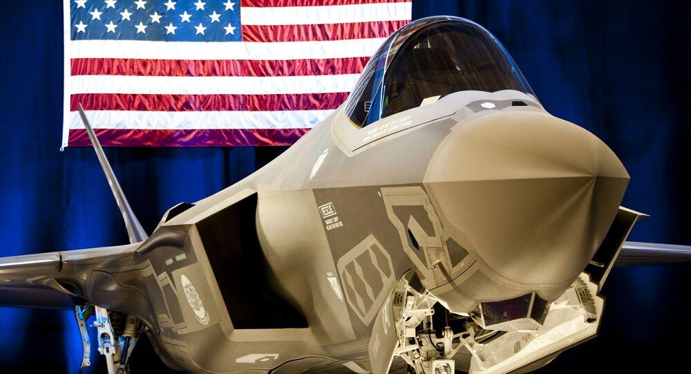 Caccia americano F-35