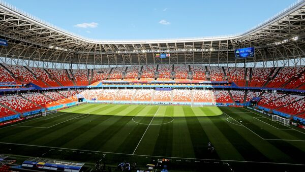 Stadio Mordovia Arena - Sputnik Italia