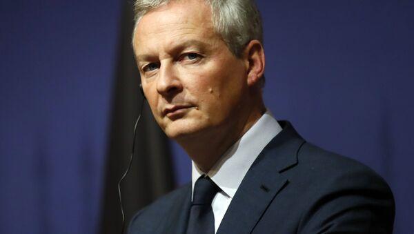 Ministro francese delle Finanze Bruno Le Maire - Sputnik Italia