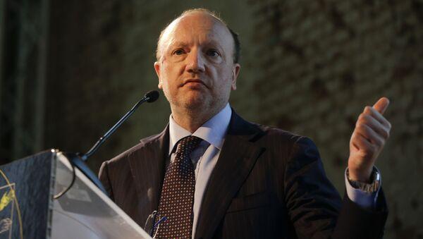 Il presidente di Confindustria, Vincenzo Boccia - Sputnik Italia
