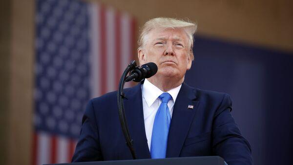 Il presidente USA Donald Trump - Sputnik Italia