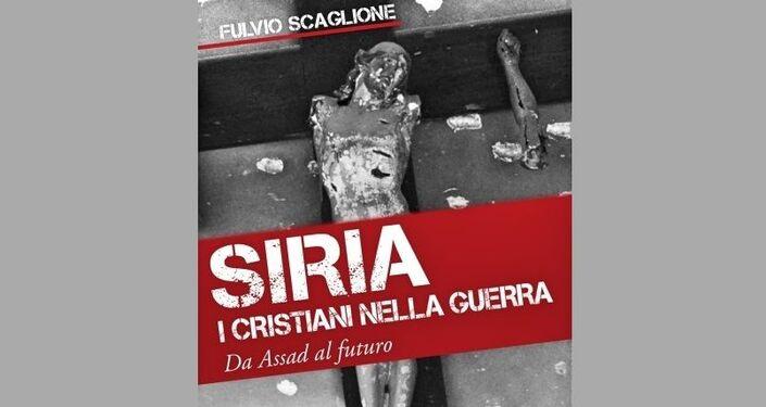 La copertina del libro di Fulvio Scaglione