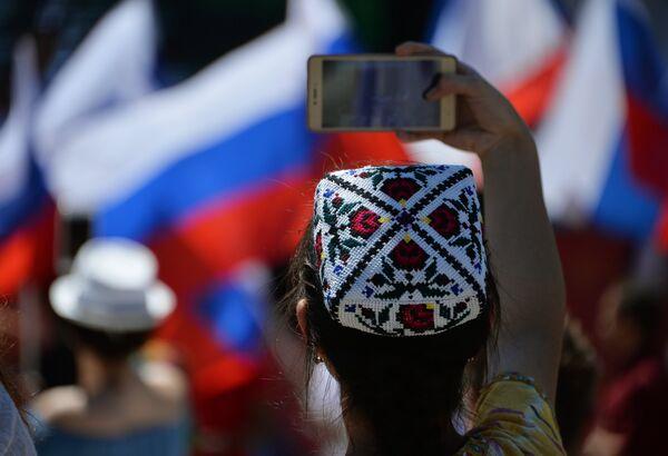 Il Giorno della Russia viene festeggiato in tutto il paese, indipendentemente da fattori individuali quali religione o appartenenza politica  - Sputnik Italia
