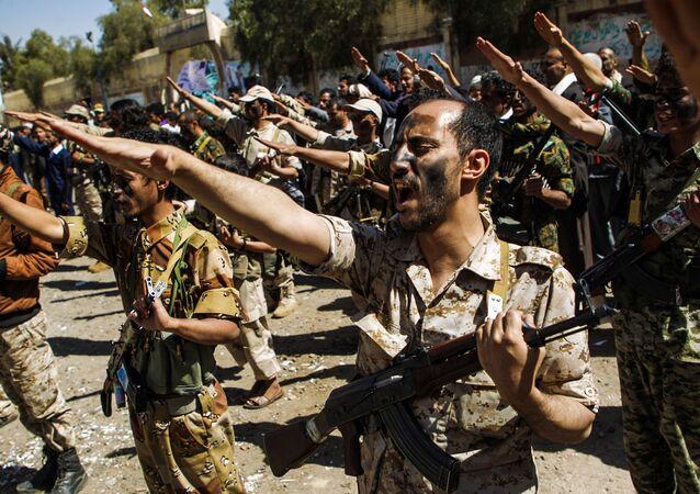 Ribelli yemeniti Houthi