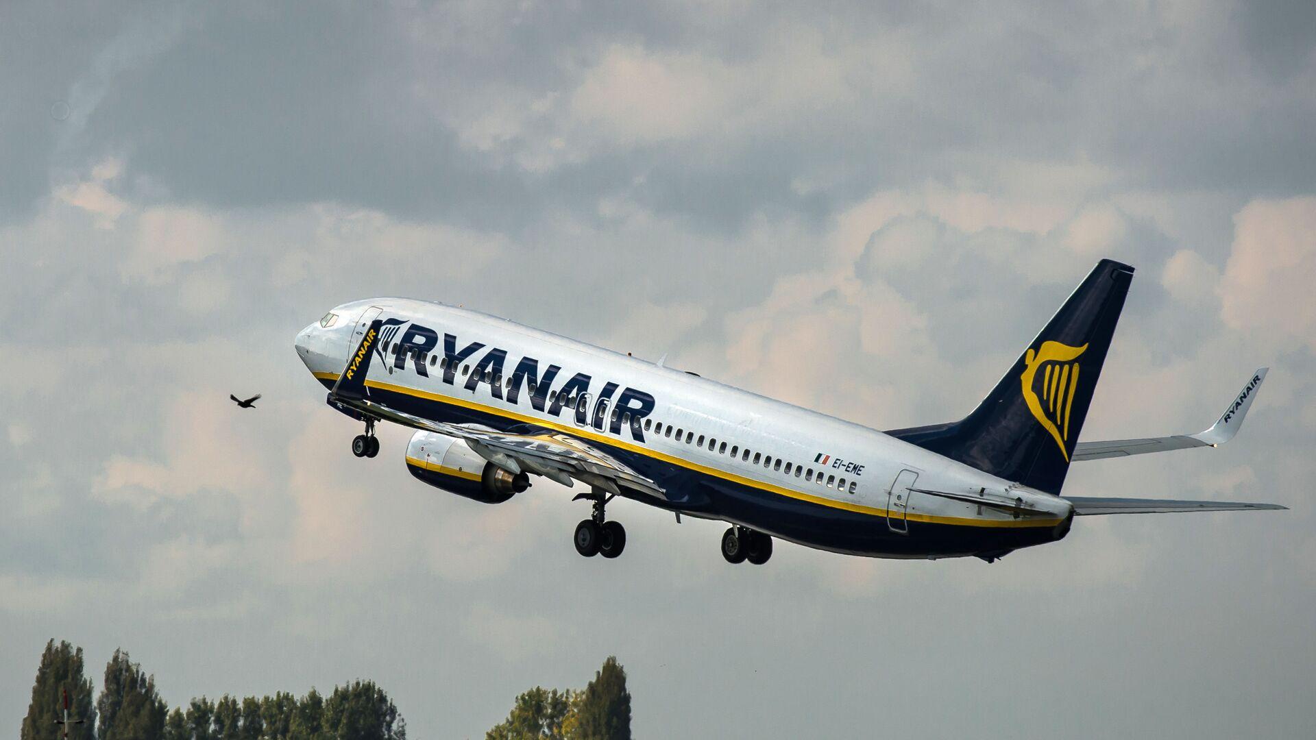 Aereo Ryanair  - Sputnik Italia, 1920, 13.03.2021